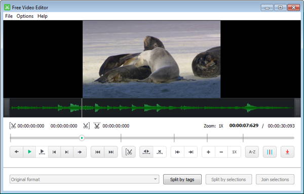 Download DVDVideoSoft Free Video Editor
