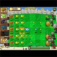 Plant vs Zombies-Top 5 Games for Nokia Asha Smartphones