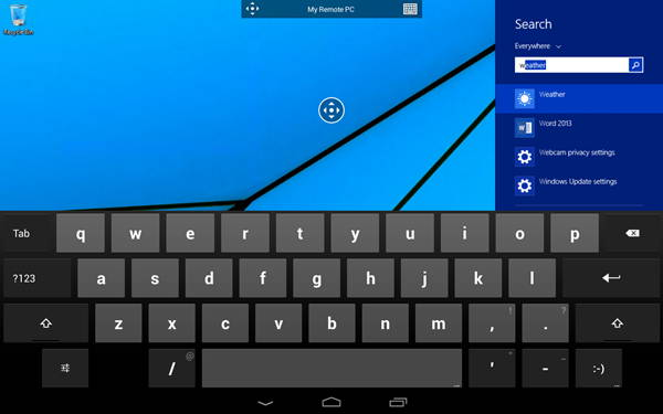 Microsoft Remote Desktop App for Android and iOS 2