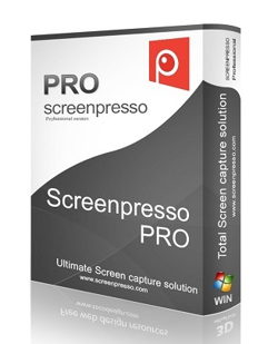 Screenpresso PRO is a light-weight Windows screen capture tool with built-in image editor