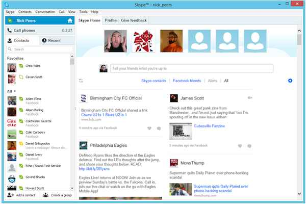 Download Skype 6.14 for Windows & Mac