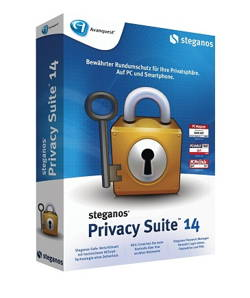 Steganos Privacy Suite 14 is a software bundle that focuses on providing you with privacy-related features
