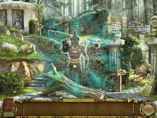 Game giveaway: The Treasures of Mystery Island - The Gates of Fate