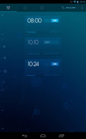 Timely Alarm Clock for Android Review 4