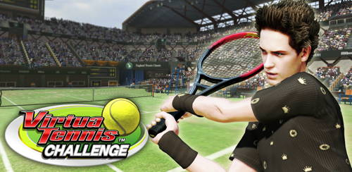 Android Game Giveaway: Virtua Tennis Challenge 1