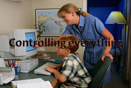 parental control-Controlling everything