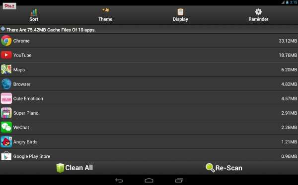 Cache Clean Easy - Clean cache and optimize Android
