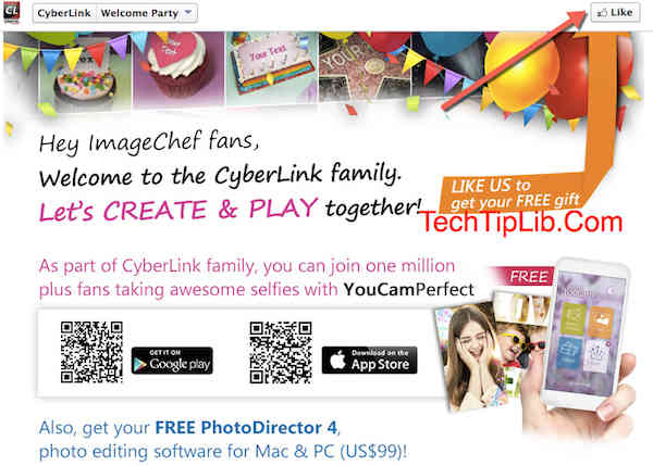 Giveaway of CyberLink PhotoDirector 4 for Win & Mac 1