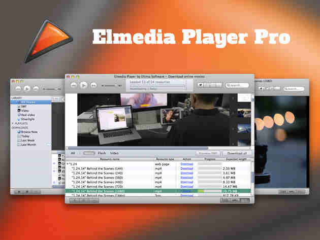 Elmedia Player Pro - Free 7 MAC apps