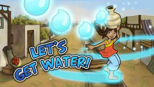 FREE game for Android: GetWater!