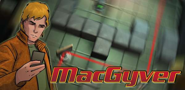 MacGyver Deadly Descent