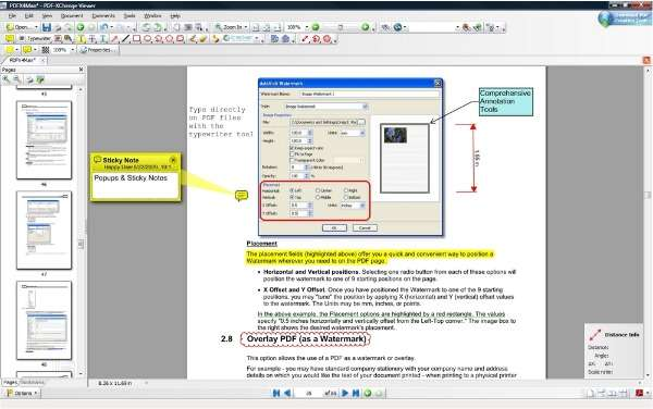 PDF-XChange Viewer - The No.1 rated BEST FREE PDF Reader