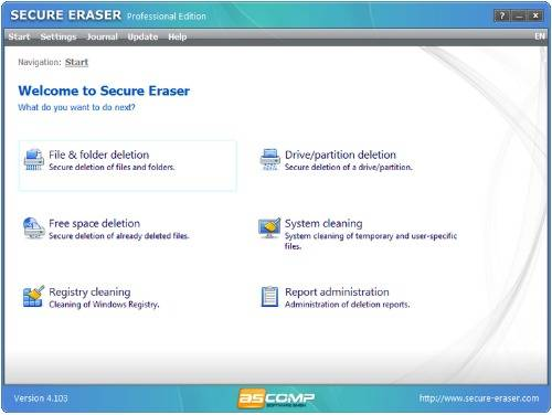 download free Secure Eraser