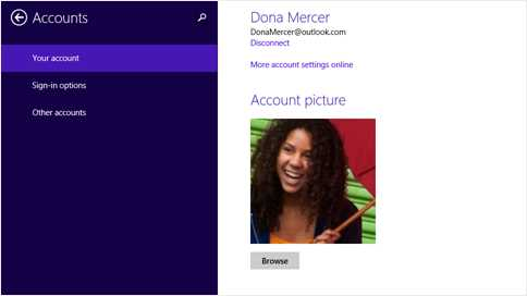 How to set up the Mail app for Windows 8 1