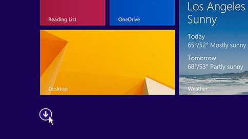 start screen-How to Pin apps to your taskbar