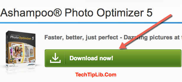 Giveaway For Full License of Ashampoo® Photo Optimizer 5