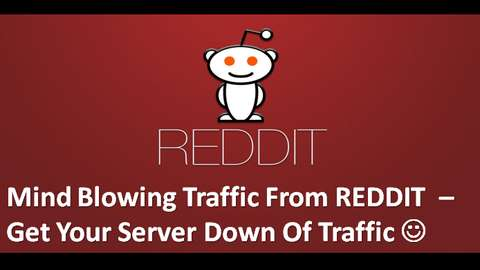 Giveaway: Get Mind Blowing Traffic from Reddit