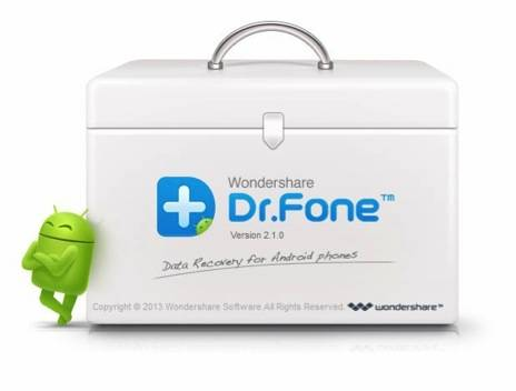 Wondershare Dr. Fone for Android 12