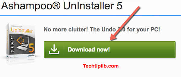 Giveaway For 6 months of Ashampoo UnInstaller 5 2