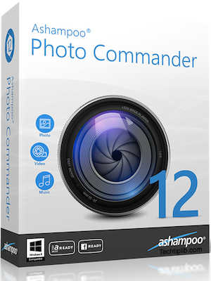 Ashampoo Photo Commander 12 - techtiplib.com giveaway