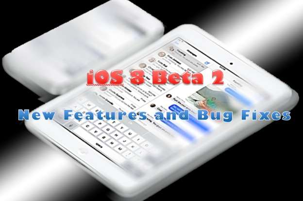 New features of iOS 8 Beta 2