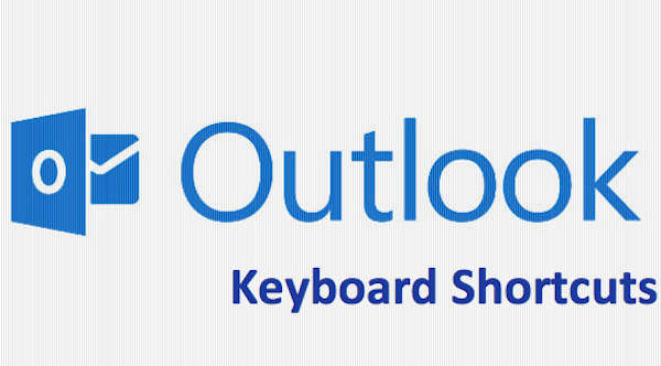 outlook keyboard shortcuts
