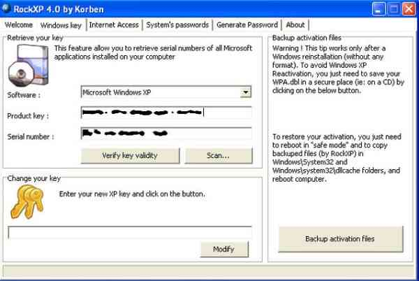 Key Finder Software