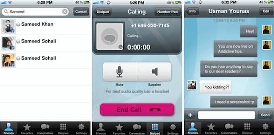 VoIP Apps - Bobsled calling
