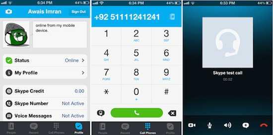 VoIP Apps - Skype