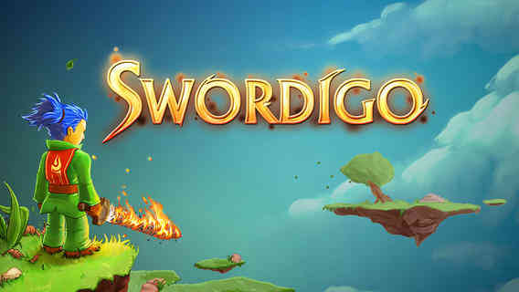 games for iOS-Swordigo