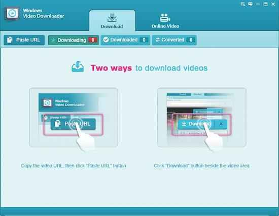 Tenorshare Windows Video Downloader 1
