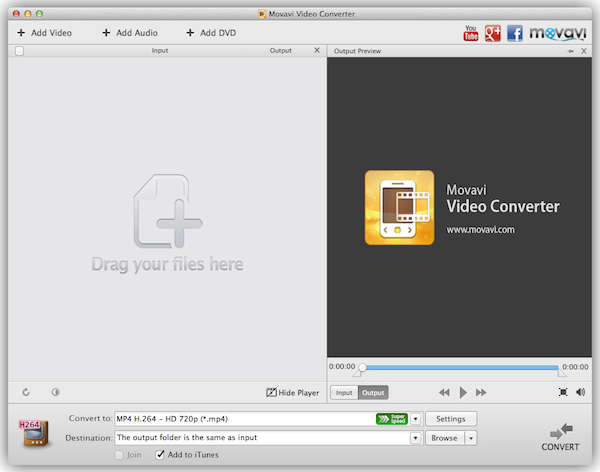 Movie Converter For Mac