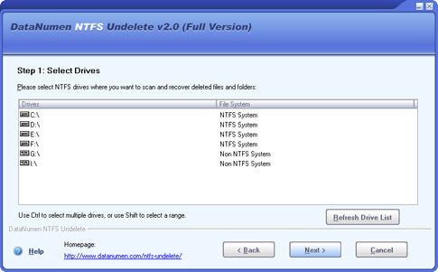 Recover Deleted Files 1