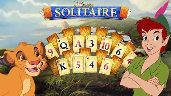 Premium Game For Windows 8 Disney Solitaire