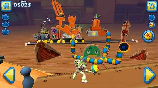 Premium Game For Windows 8 Toy Story-Smash It