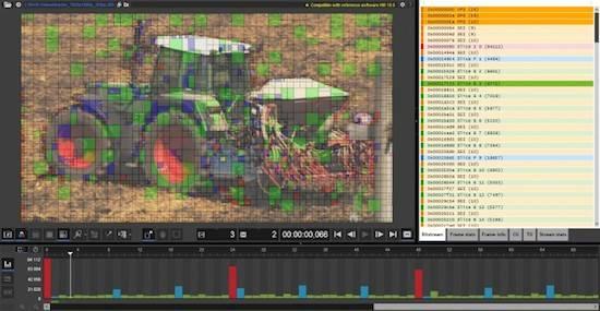 HEVC Video Analyzer