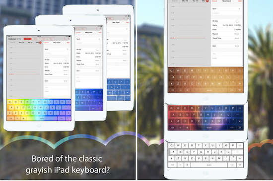 keyboard for iOS