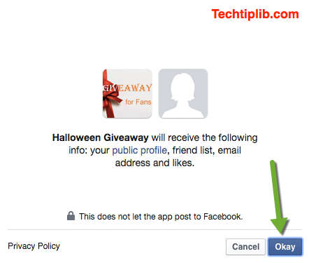 IObit Halloween Giveaway facebook