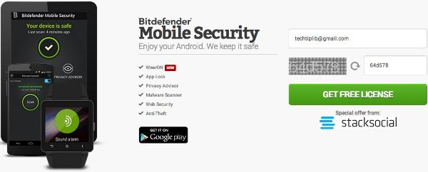 Bitdefender Antivirus for Android