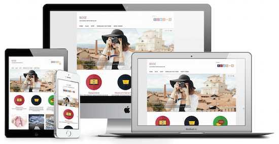 Bose-Free WordPress Themes