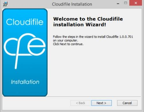 Cloudifile 1