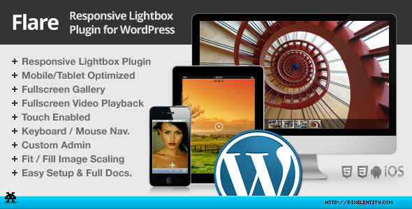 LightBox Plugins - Flare