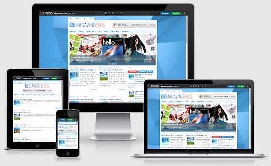 MagazinePlus Free-Free WordPress Themes