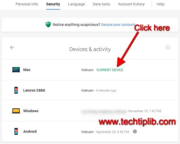 Remove Permission To Access Gmail 6