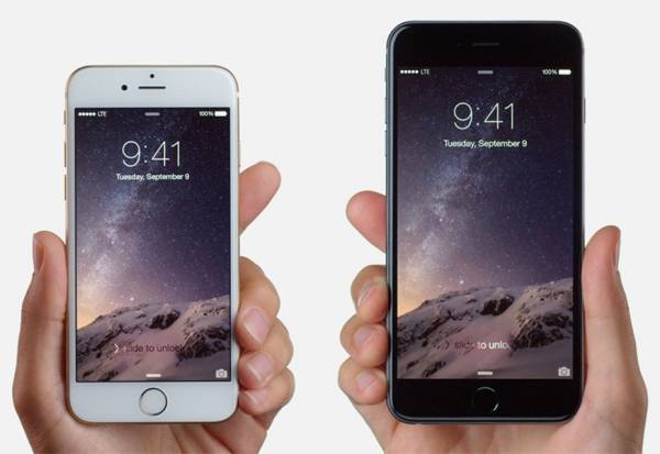 iPhone 6 or 6 Plus