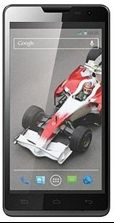 Smartphone war Xolo Q2100