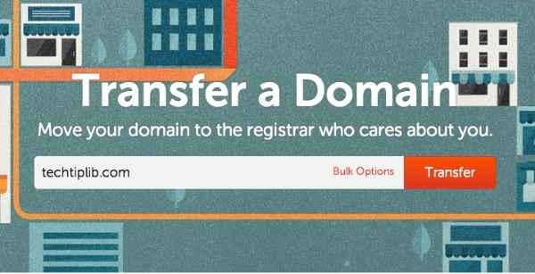 Transfer Domain 1