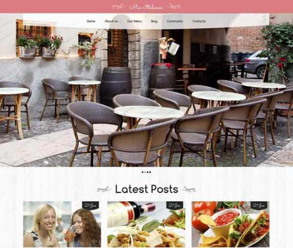 Responsive WordPress Themes -templatemonster 7