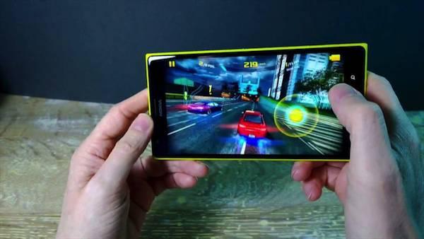 Smartphone game Nokia