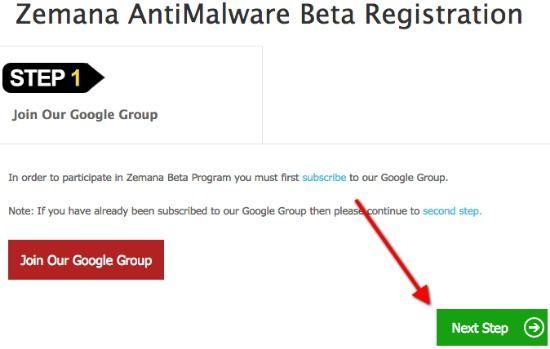 Zemana AntiMalware 1